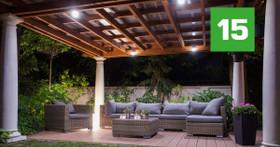 Vasaros kambarys balkone ar terasoje: kiek kainuoja įsirengti komforto zoną?