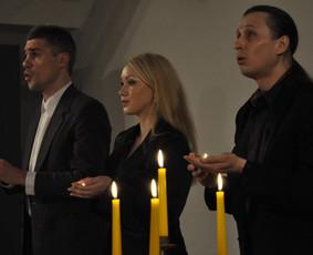 Muzikantas, dainininkas, grupė / Vitalijus Muravjovas / Darbų pavyzdys ID 1533