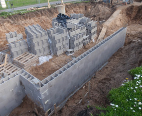 Statybos darbai, patirtis ir atsakingumas.