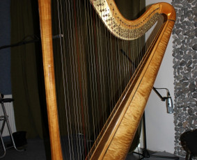 Akustiniu instrumentu įrašymas