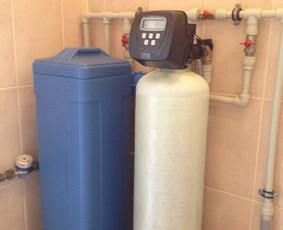 Vandens filtravimas