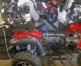 Motociklų, motorolerių remontas