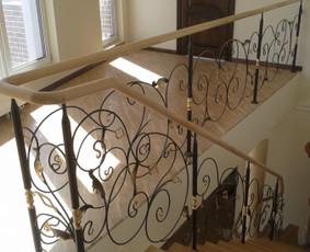 Laiptai, tureklai ir kiti metalo gaminiai. / Andrius Plunge / Darbų pavyzdys ID 17251