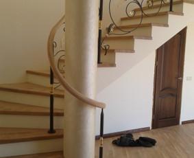 Laiptai, tureklai ir kiti metalo gaminiai. / Andrius Plunge / Darbų pavyzdys ID 17250