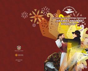 """Festivalio """"Skamba skamba kankliai"""" padėkos įdėklas (visas projekto stilius - 2-3 d.d.)"""