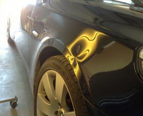 BMW 2004m. aliuminio sparno lyginimas