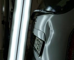 Automobilių kėbulo lyginimas be dažymo / PDR kursai, mokymai / Darbų pavyzdys ID 23116