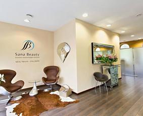 Priimamasis estetinės kosmetologijos institute (grožio salone)