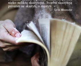 Greitasis skaitymas suaugusiems http://www.karjerosakademija.lt/seminarai/greitasis-skaitymas/greitasis-skaitymas-suaugusiems/ NAUDA      Mažinamas stresas, nuovargis, pagerinami laiko valdymo  ...