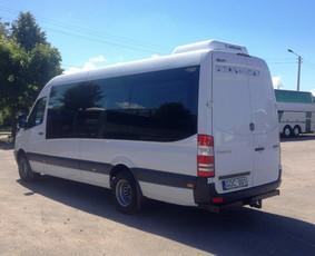 Keleivių pervežimas mikroautobusais Lietuvoje ir užsienyje