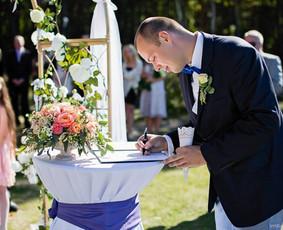 Vestuvių sveikinimo rašymas.