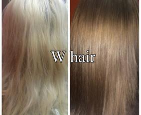 W hair- Vilnius