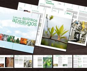 Brošiūra | Lietuvos aplinkos apsaugos investicijų fondas Brochure | Lithuanian Environmental Investment Fund