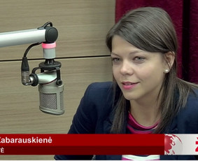 "Interviu ""Žinių radijui"""