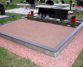 Kapų tvarkymas, granito plokštės, Paminklai, antkapiai / Paulius Latvys / Darbų pavyzdys ID 41880