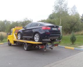 Techninė pagalba kelyje Kauno regione