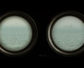 """""""Observation III"""" (75X40cm) © Tatjana Iljina"""