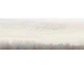 """""""Wander in the Mist"""" (60X37cm) © Tatjana Iljina"""