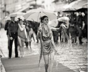 Lotynų Amerikos ir Europos šokiai / Meda Bagušinskė / Darbų pavyzdys ID 44414