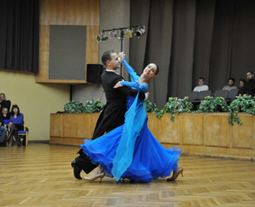 Lotynų Amerikos ir Europos šokiai / Meda Bagušinskė / Darbų pavyzdys ID 44413