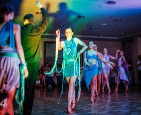 Lotynų Amerikos ir Europos šokiai / Meda Bagušinskė / Darbų pavyzdys ID 44415