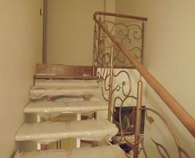 Laiptai, tureklai ir kiti metalo gaminiai. / Andrius Plunge / Darbų pavyzdys ID 46219