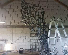 Metalo konstrukciju gamyba(kalviai, metalo kuribos meistrai) / Andrius Bagdonas / Darbų pavyzdys ID 383849