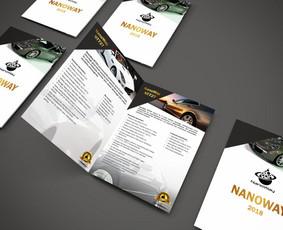 Grafikos dizainerė - maketuotoja / Greta / Darbų pavyzdys ID 385077