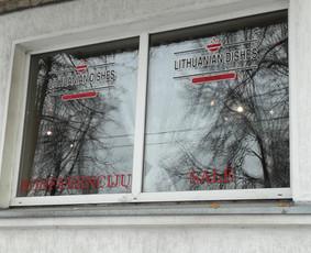 Reklamos gamyba Šiauliuose / UAB Poligrafas / Darbų pavyzdys ID 386557