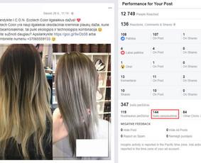 Maketavimas, komerc. fotografija, FB / Instagram priežiūra
