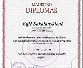 Nepriklausoma NT brokerė Eglė Sakalauskienė / Eglė Sakalauskienė / Darbų pavyzdys ID 389561