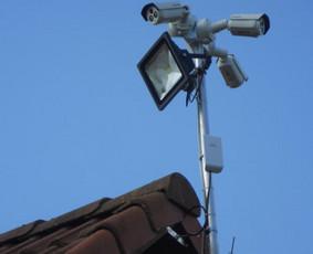 Vaizdo stebėjimo (apsaugos) kameros