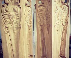 2D, 3D ir 4D frezavimas, 3D skenavimas / 3D Group EU, 3D Wood PRO / Darbų pavyzdys ID 393107