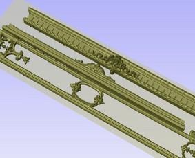 2D, 3D ir 4D frezavimas, 3D skenavimas / 3D Group EU, 3D Wood PRO / Darbų pavyzdys ID 393115