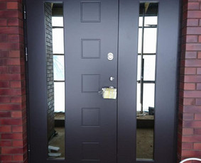 Plastiko, Aliuminio, Medžio profilio langai,durys,pertvaros / UAB JUSTIGNA / Darbų pavyzdys ID 393201