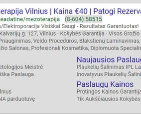 Google AdWords Reklama (Google Ads)