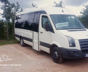 Keleivių vežimas Klaipėda - Passengers Transport on the Way