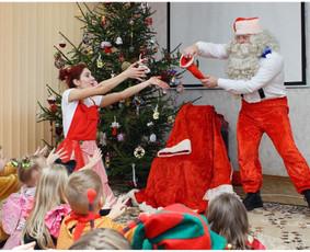 Vaikų švenčių vedėjai / Mažasis Aitvaras vaikų šventės / Darbų pavyzdys ID 394125