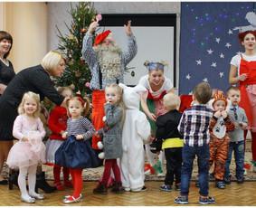 Vaikų švenčių vedėjai / Mažasis Aitvaras vaikų šventės / Darbų pavyzdys ID 394127