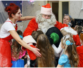 Vaikų švenčių vedėjai / Mažasis Aitvaras vaikų šventės / Darbų pavyzdys ID 394131