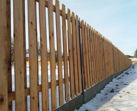 Tvoros, kiemo vartai, montavimas, kalvystės elementai. / UAB Metalo spektras / Darbų pavyzdys ID 397005