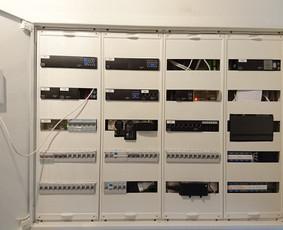 Elektros darbai, varžų matavimai, dokumentų VEI pridavimas