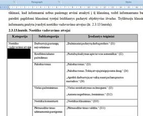 Konsultavimas rengiant rašto darbus / Gerda / Darbų pavyzdys ID 398199