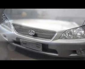 Automobilio įlenkimų šalinimas Panevėžys