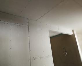 Gipso kartono montavimas Klaipėdoje / Egidijus Razmas / Darbų pavyzdys ID 400539