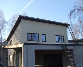 Fasadų šiltinimas, atnaujinimas, renovacija