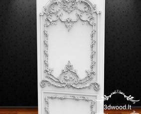 2D, 3D ir 4D frezavimas, 3D skenavimas / 3D Group EU, 3D Wood PRO / Darbų pavyzdys ID 401849