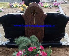 Kapo dengimas plokšte, paminklai kapams, kapų tvarkymas / TVARKINGA KAPAVIETĖ / Darbų pavyzdys ID 401913