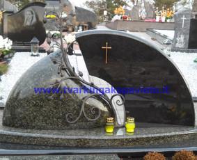Kapo dengimas plokšte, paminklai kapams, kapų tvarkymas / TVARKINGA KAPAVIETĖ / Darbų pavyzdys ID 401939