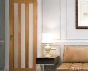 Medžio masyvo durys, langai, laiptų pakopos, palangės, deko